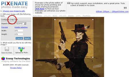 Графический веб-редактор