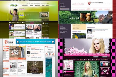И неужели могут быть какие-то варианты, казалось бы, сайт есть сайт?  Оказывается, разница есть.